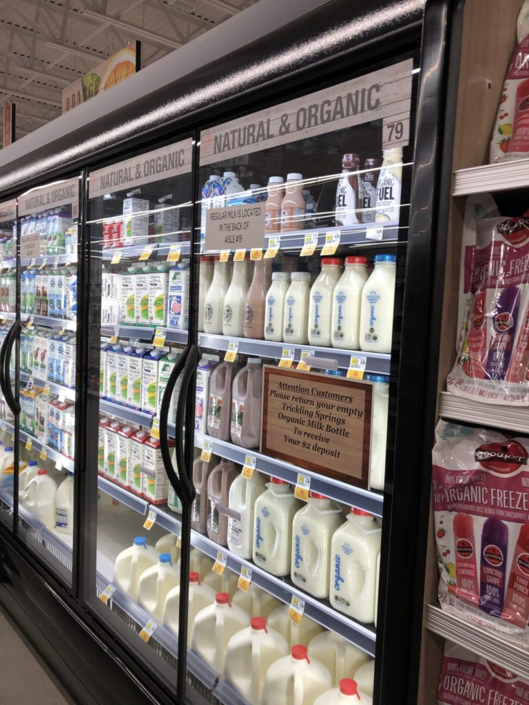 Organic Milks