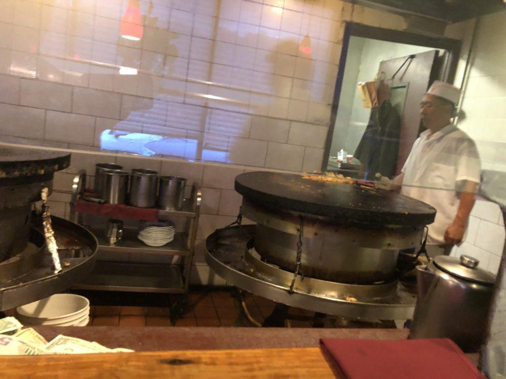 Khans Round Grill