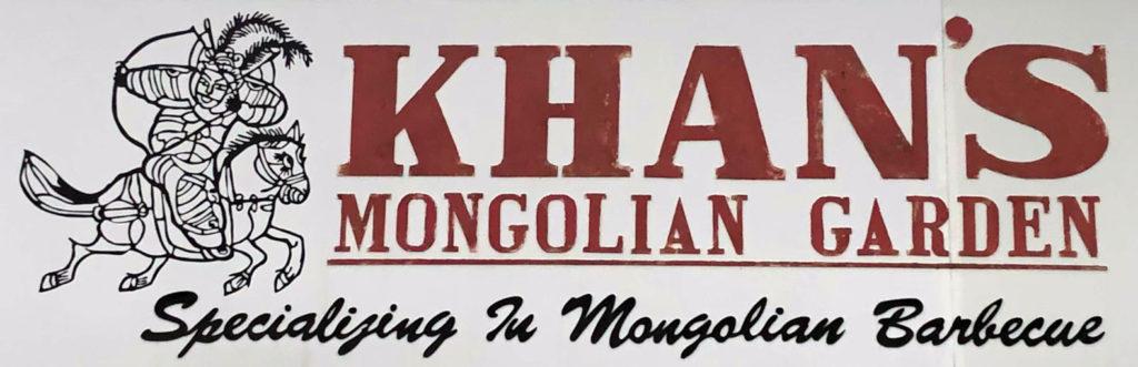 Khan's Sign